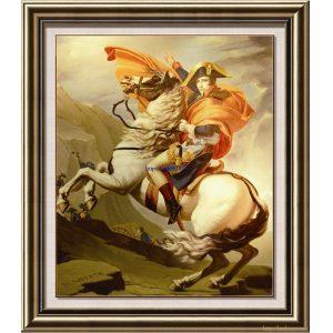 tranh đính đá hiệp sỹ trên lưng ngựa s8193