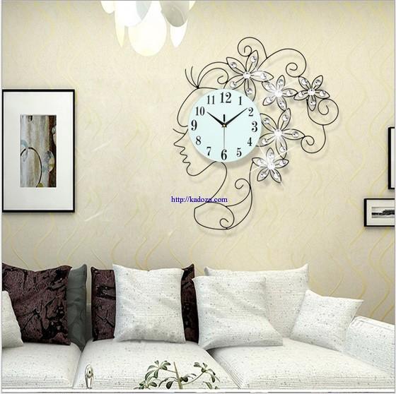 đồng hồ treo tường nghệ thuật jt1228