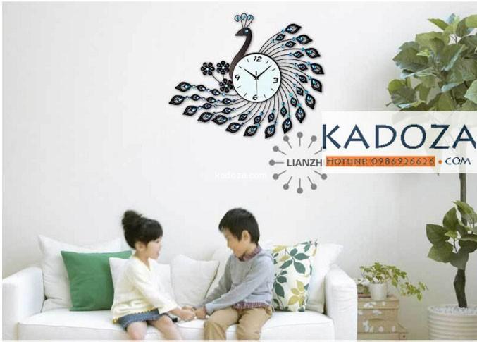 đồng hồ treo tường chim công dong-ho-treo-tuong-chim-cong-M02-anh-kadoza-5