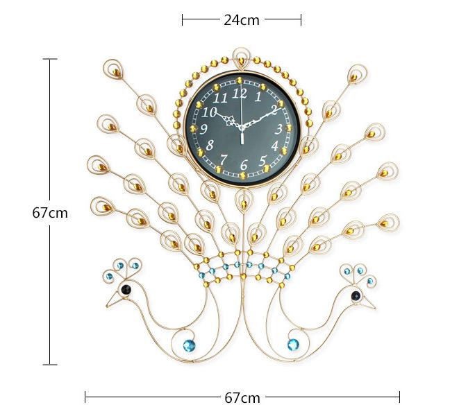 đồng hồ trang trí công hạnh phúc dong-ho-treo-tuong-phu-the-vien-man-kadoza-1168-1