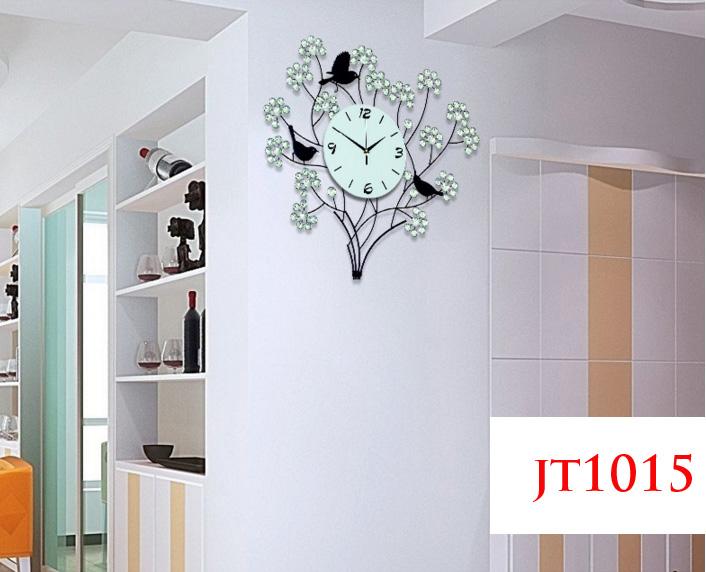 đồng hồ treo tường trang trí pha lê jt1015 dong-ho-treo-tuong-jt1015-anh-1