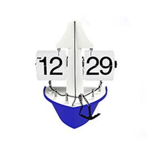Đồng hồ treo tường 3D thuận buồm xuôi gió ZD-031