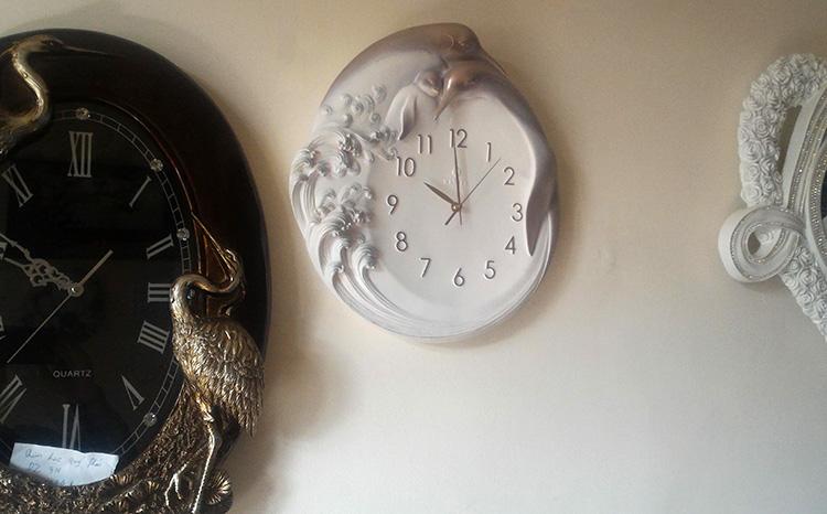 Đồng hồ trang trí gia đình vui vẻ ZB05A