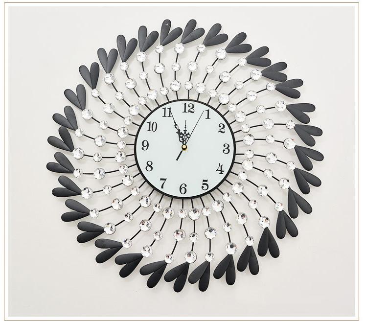Đồng hồ trang trí nghệ thuật Love Story K655