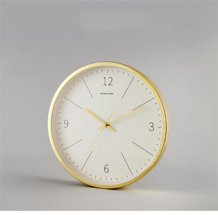 Đồng hồ nghệ thuật DZ901H không gian kiến trúc hiện đại mẫu mới 2018