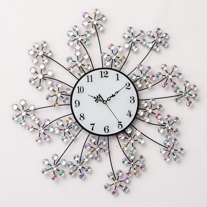 Đồng hồ trang trí hoa trinh nữ K99919