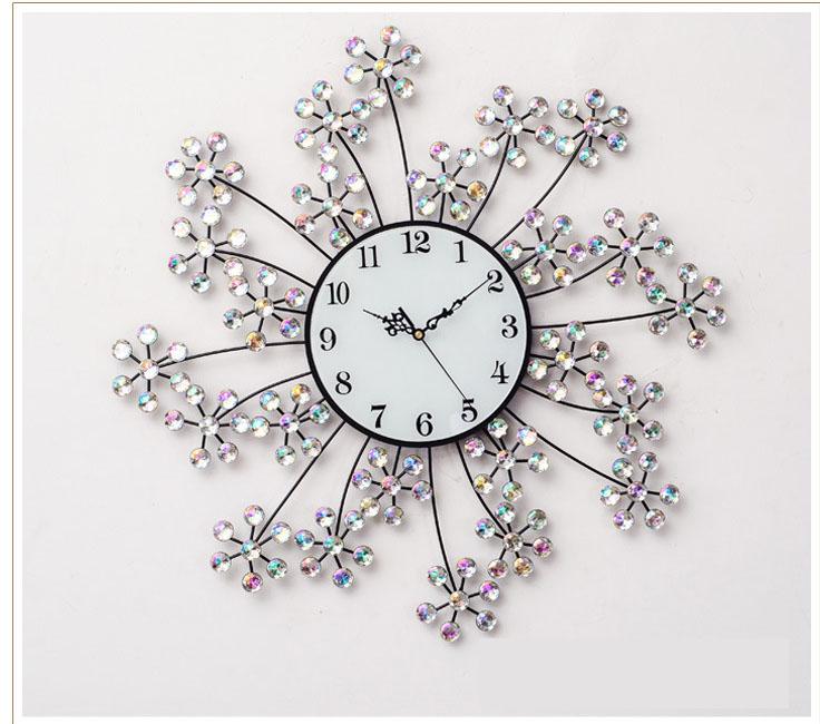 Đồng hồ trang trí hoa trinh nữ K99925