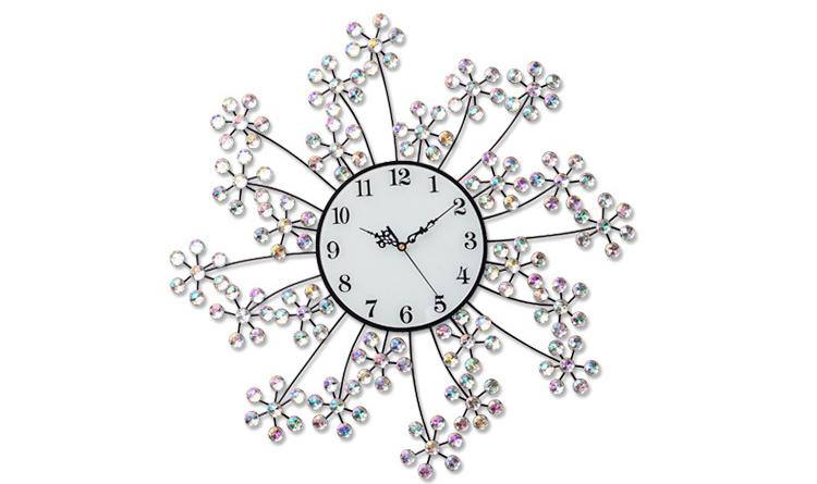Đồng hồ trang trí hoa trinh nữ K9998