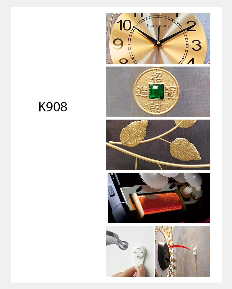 dong-ho-trang-tri-cay-tai-loc-K908-anh4